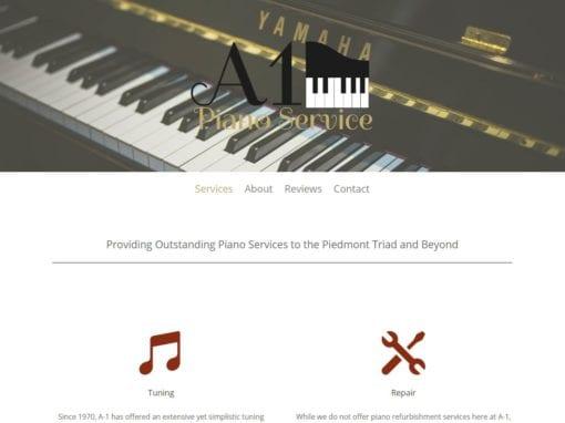 A-1 Piano Service
