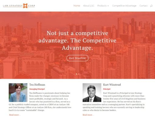 Law Strategy Corp