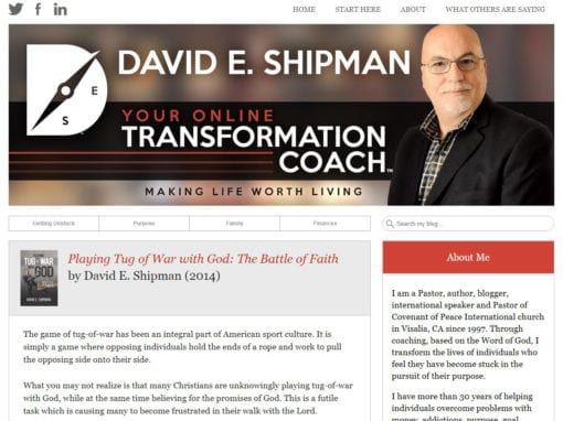 David E. Shipman